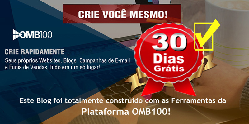 OMB100 A Plataforma de Marketing Digital Mais Completa do Mercado
