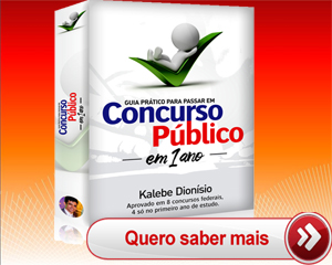como passar em concurso publico william douglas download