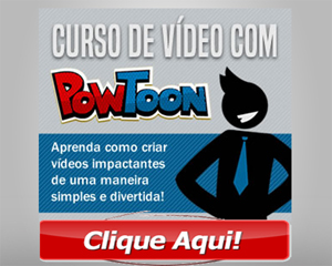 CURSO DE VÍDEO COM O POWTOON